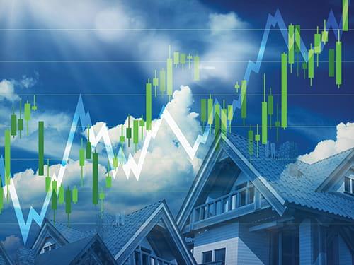 Modération prévue du marché de l'habitation de 2018 à 2020