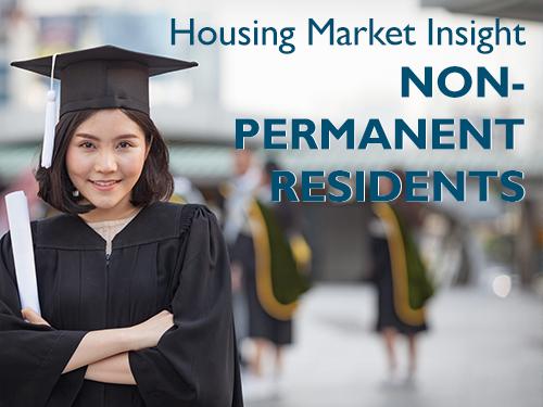 Housing Market Insight — non-permanent residents
