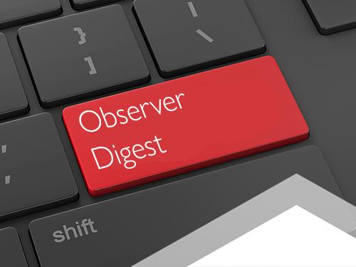 Observer Digest
