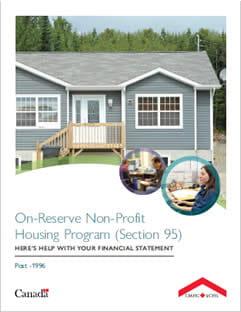 On-Reserve Non-Profit Housing Program (Section 95)