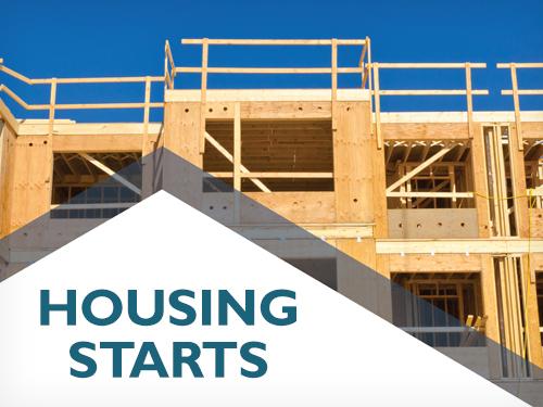 January Housing Starts held steady