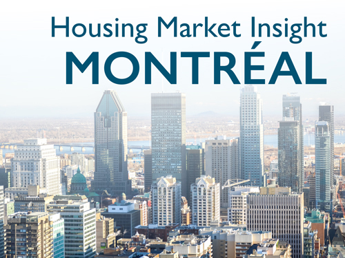 Housing Market Insight — Montreal
