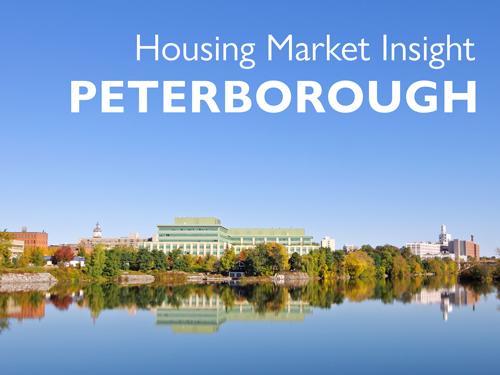 Housing Market Insight Peterborough