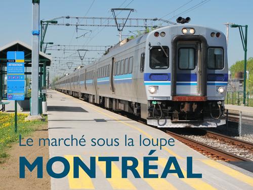 Le marché sous la loupe - Montréal