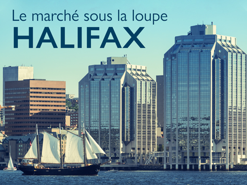 Construction record de logements locatifs à Halifax