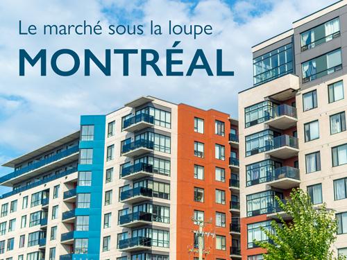 Le marché sous la loupe Montréal