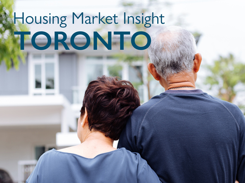 Seniors now own 25% of Toronto-area homes