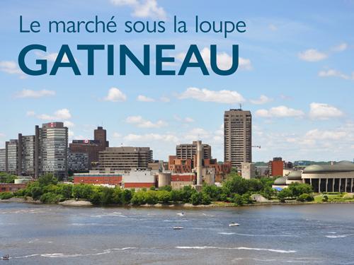 Mises en chantier à Gatineau : part d'appartements en hausse