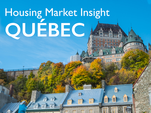 Housing Market Insight on Québec