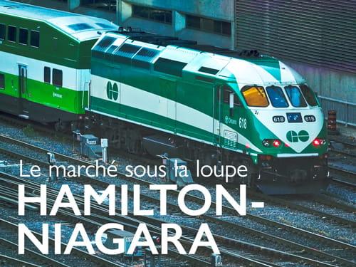 Le marché sous la loupe : Hamilton - Niagara
