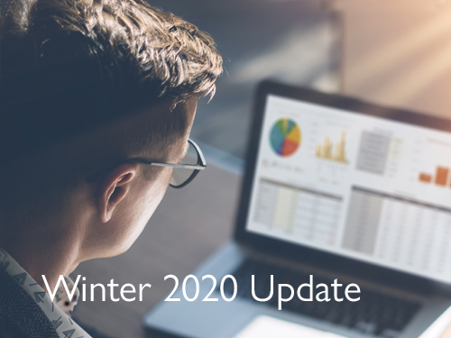 Winter 2019 Update